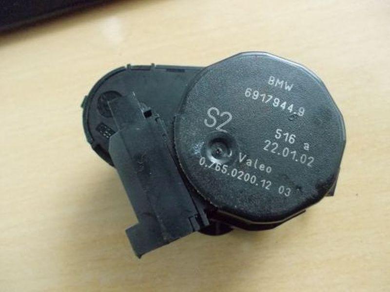 Heizungsregler Stellmotor HeizungsklappeBMW 5 (E39) 520 I