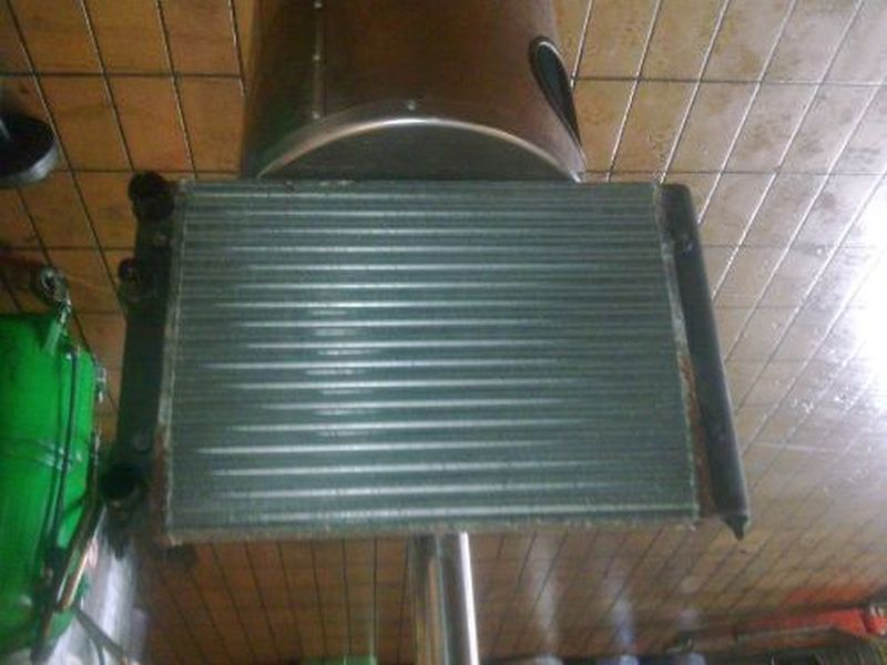 Kühler WasserkühlerVW GOLF III (1H1) 1.4