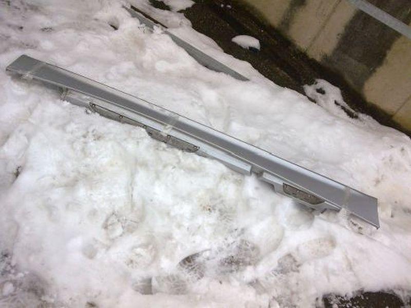 Verkleidung Schweller rechts SchwellerverkleidungBMW 1 (E87) 116D