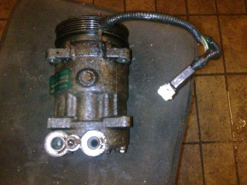 Klimakompressor PEUGEOT 306 (7B, N3, N5) 1.4 SL