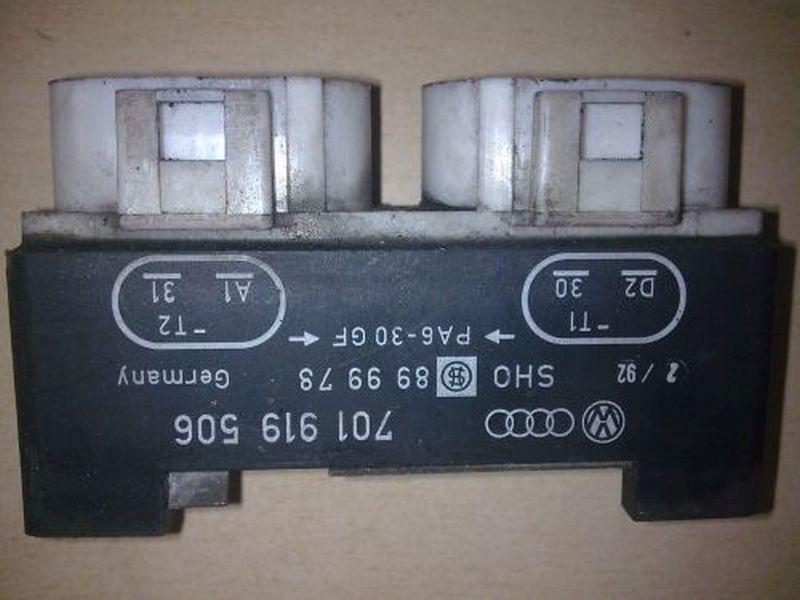 Steuergerät Glühzeit VW TRANSPORTER IV BUS (70XB, 70XC