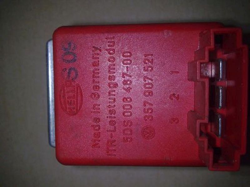 Widerstand Gebläsemotor AUDI A4 (8D2, B5) 1.9 TDI