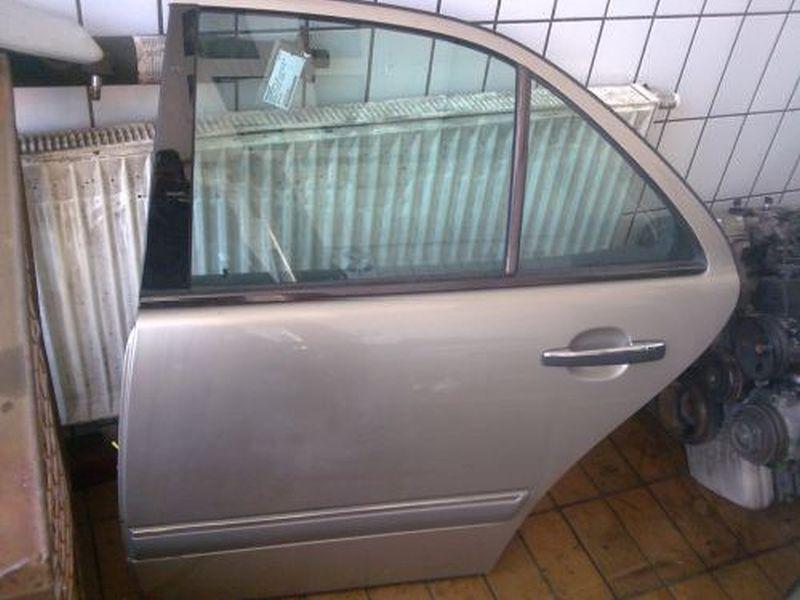 Tür links hinten 4-Türer MERCEDES E-KLASSE W210 E 200 ELEGANCE