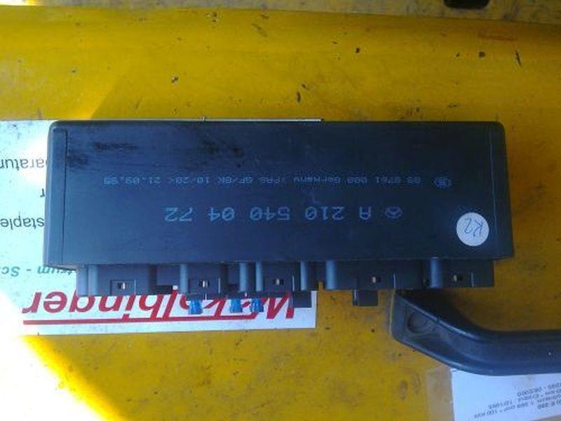 Steuergerät Steuermodul MERCEDES E-KLASSE W210 E 200 ELEGANCE 100 KW