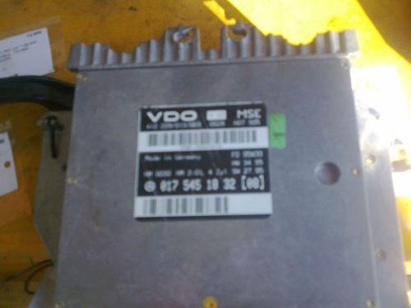 Steuergerät Motor Steuergerät EinspritzungMERCEDES E-KLASSE W210 E 200 ELEGANCE