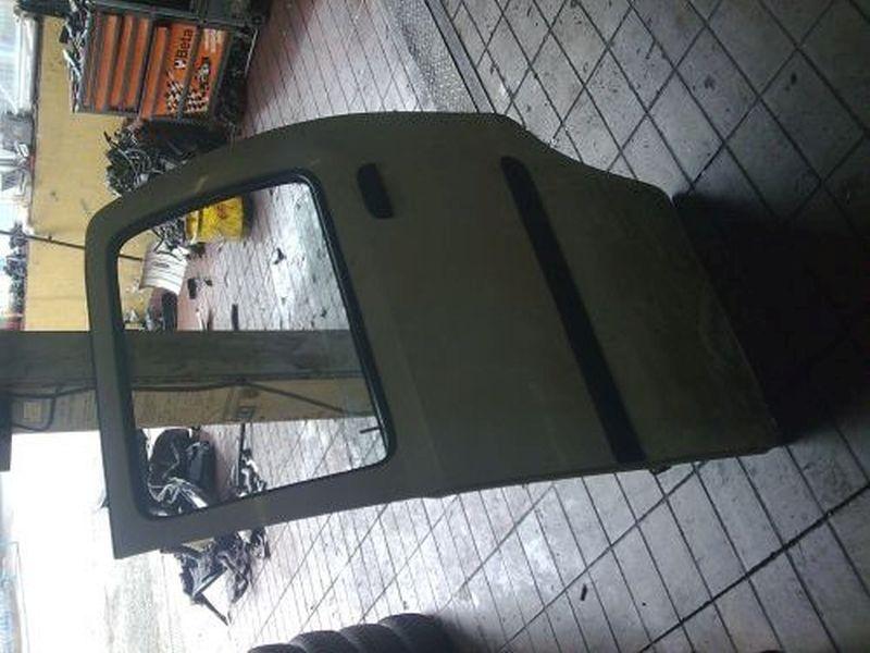 Tür links hinten OPEL AGILA (A H00) 1.2 16V