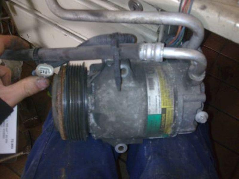 Klimakompressor OPEL AGILA (A H00) 1.2 16V