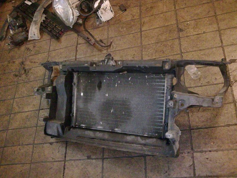 Frontblech VW GOLF III (1H1) 1.8