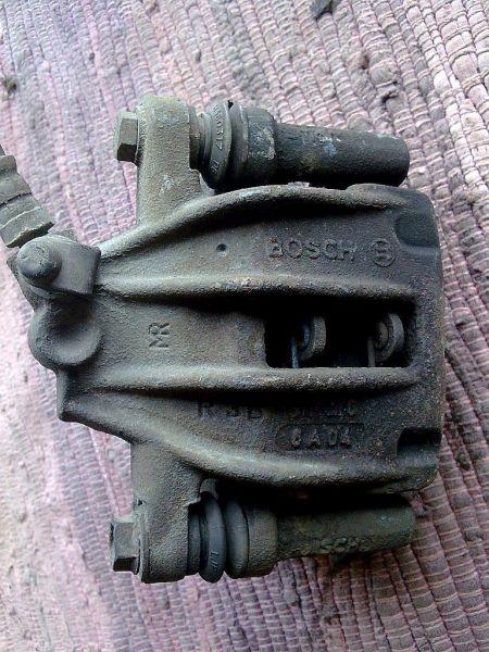 Bremssattel rechts vorne geprüftes Ersatzteil SMART FORTWO COUPE (450) 0.7 45 KW