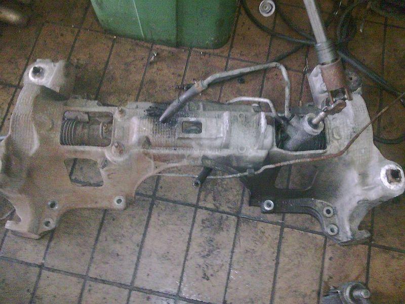Lenkgetriebe Servo  CHRYSLER VOYAGER III (GS) 2.5 TD 85 KW