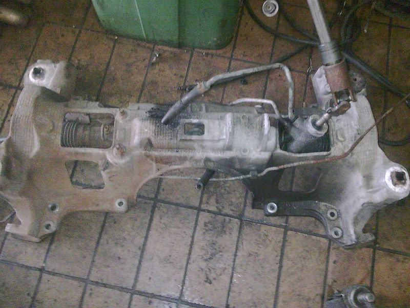 Lenkgetriebe Servo CHRYSLER VOYAGER III (GS) 2.5 TD