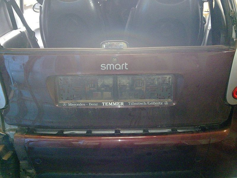 Heckklappe SMART FORTWO COUPE (450) 0.7