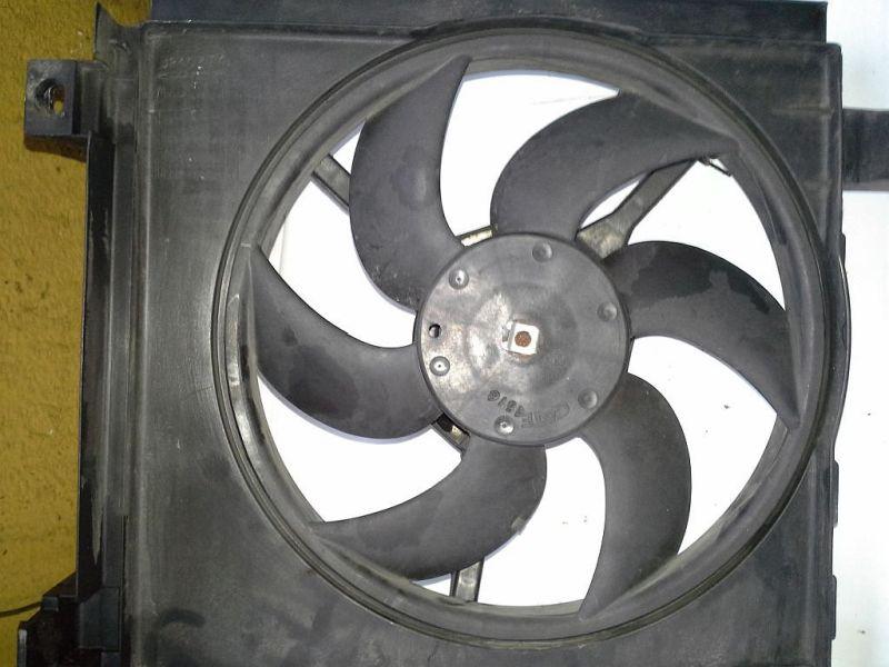 Elektromotor, Kühlerlüfter geprüftes ErsatzteilSMART FORTWO COUPE (450) 0.7