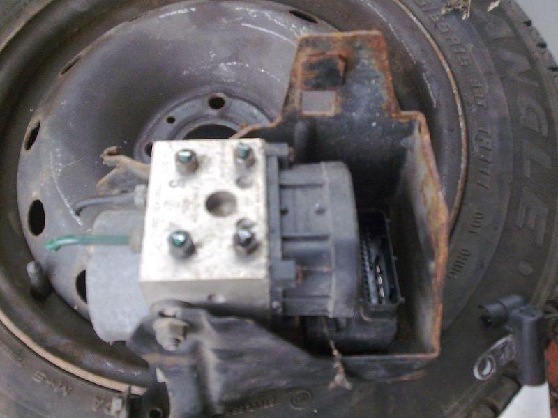 Bremsaggregat ABS RENAULT MEGANE SCENIC (JA0/1_) 1.9 DTI