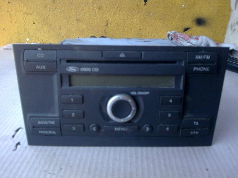 CD-Radio Ford 600 CDFORD MONDEO III STUFENHECK (B4Y) 2.0 16V