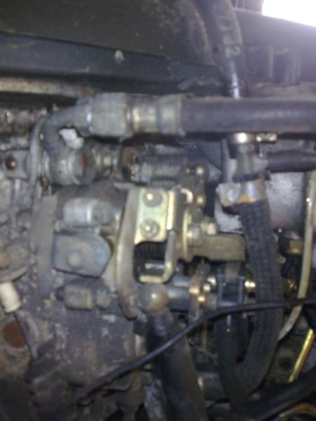 Einspritzpumpe (Diesel) OPEL ASTRA F CC (53_, 54_, 58_, 59_) 1.7 D