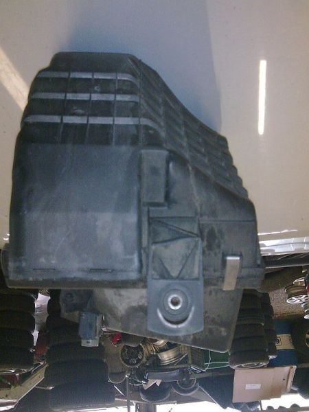Luftfiltergehäuse VW PASSAT VARIANT (3B5) 1.9 TDI