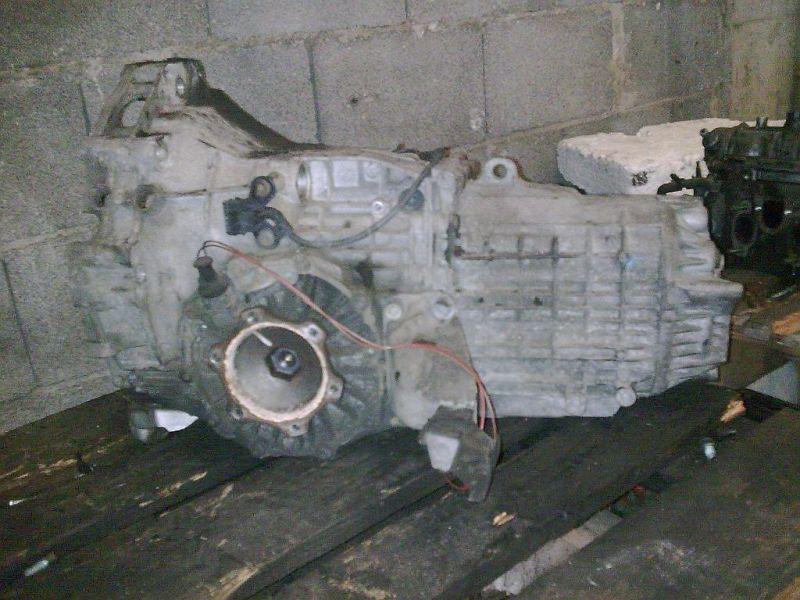 Getriebe (Schaltung) 6 Gang Getriebecode:DUKVW PASSAT VARIANT (3B5) 1.9 TDI