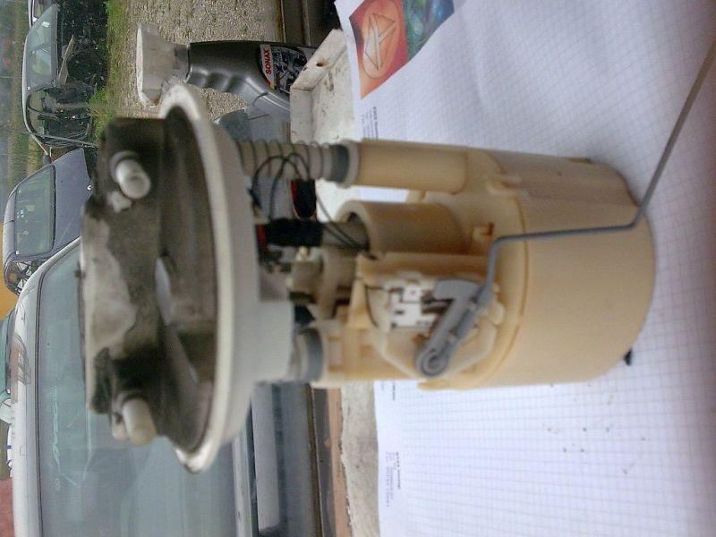 Kraftstoffpumpe RENAULT TWINGO (C06_) 1.2