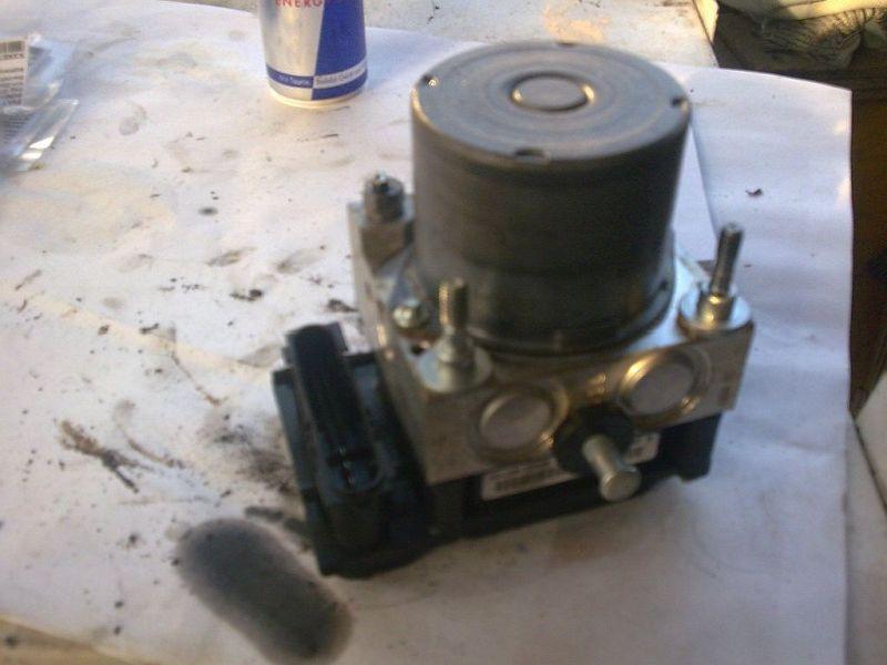 Bremsaggregat ABS PKW hat hinten TrommelbremseFIAT PUNTO (188) 1.2 60