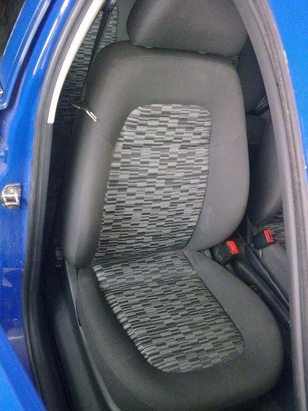 Vordersitz Stoff nicht klappbar mit Airbag rechts vorne SKODA FABIA COMBI (6Y5) 1.4 16V