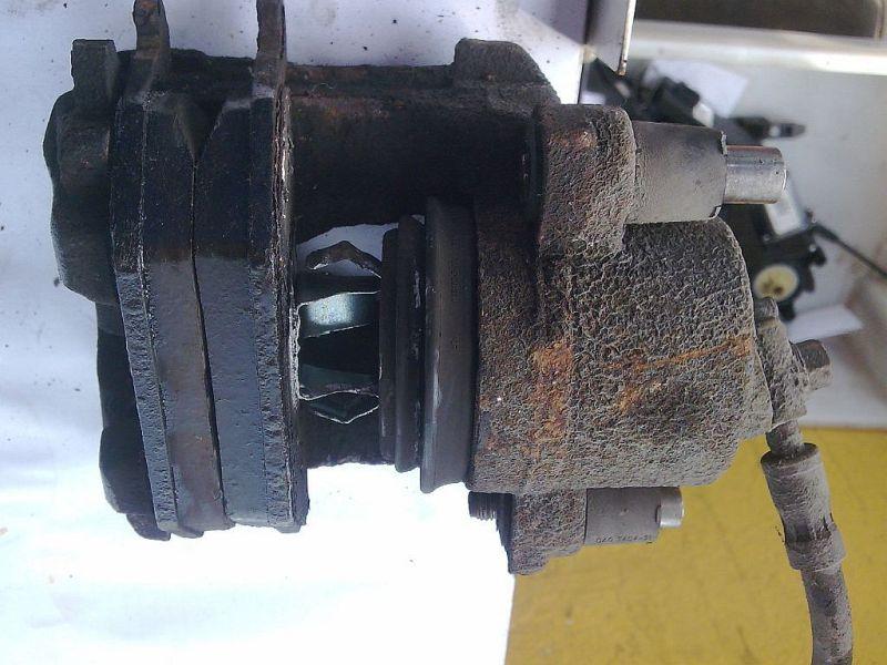 Bremssattel rechts vorne SKODA FABIA COMBI (6Y5) 1.4 16V