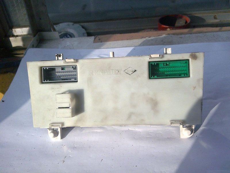 Bedienelement, Klimaanlage RENAULT LAGUNA II GRANDTOUR (G) 1.9 DCI