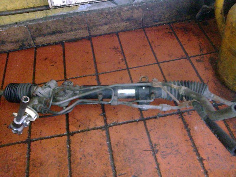 Lenkgetriebe Servo MAZDA 323 F VI (BJ) 2.0 TD