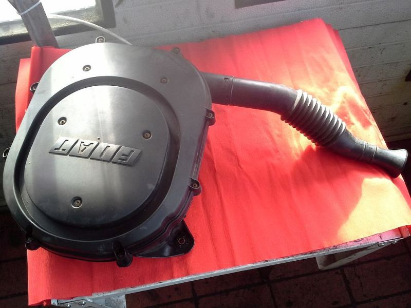 Luftfiltergehäuse FIAT PUNTO (188) 1.2 60
