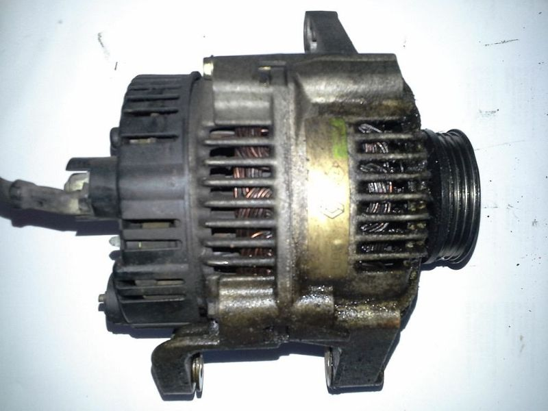 Lichtmaschine 80 AmpereRENAULT MEGANE SCENIC