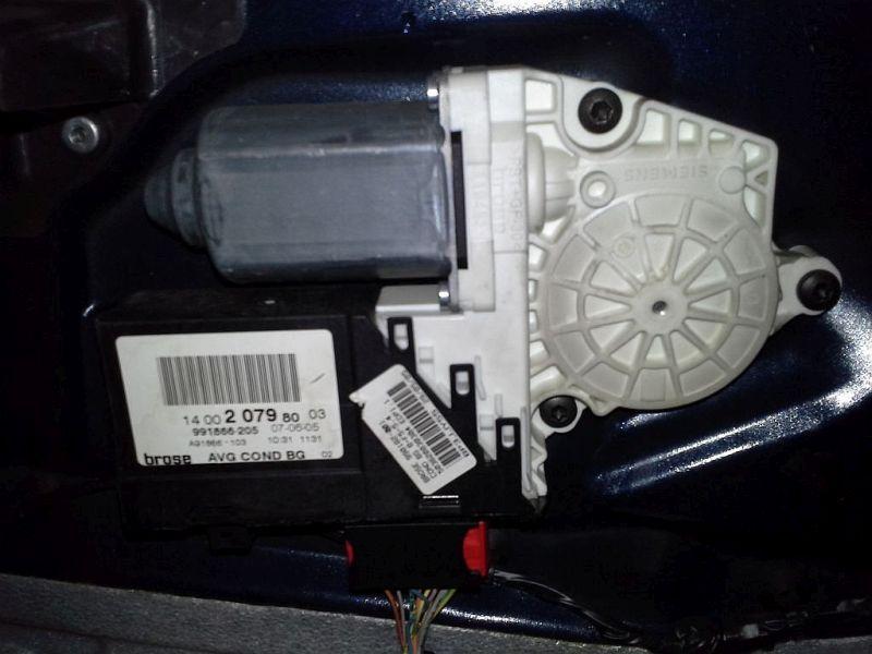 Motor Fensterheber rechts vorn Elektromotor Fensterheber rechts vorneCITROEN C8 (EA_, EB_) 2.0 HDI