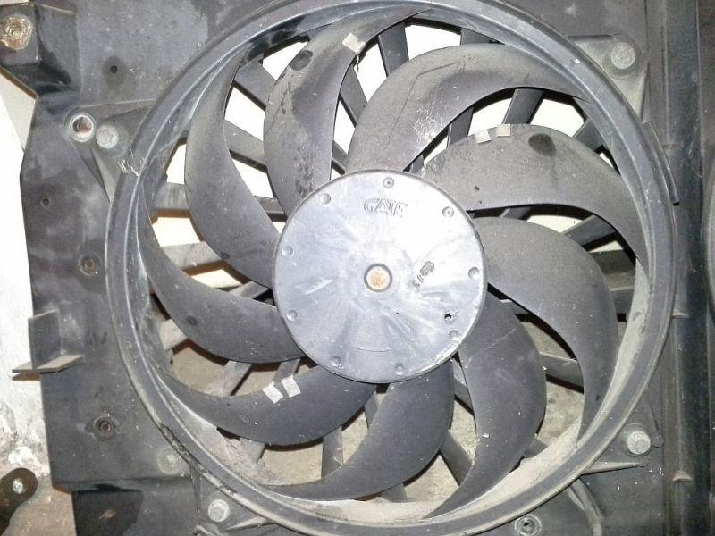 Elektromotor Kühlerlüfter CITROEN C8 (EA_, EB_) 2.0 HDI