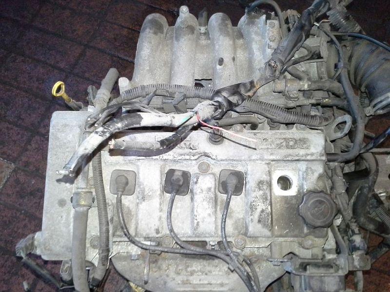 Motor ohne Anbauteile MAZDA 626 V (GF) 1.8