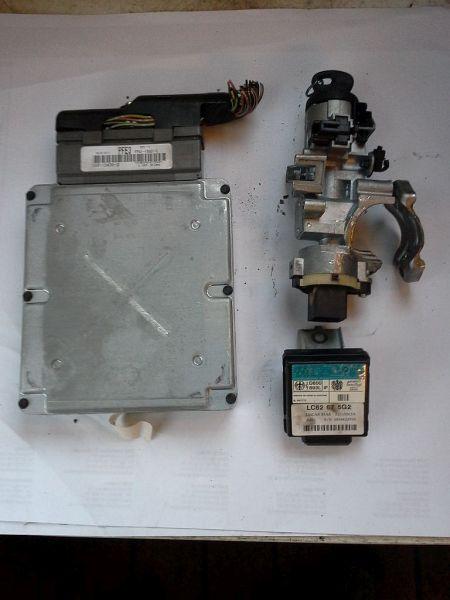 Steuergerät Motor Steuergerät EinspritzungMAZDA 626 V (GF) 1.8