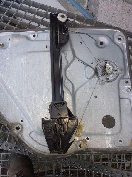 Fensterheber rechts hinten mechanischSKODA FABIA COMBI (6Y5) 1.4 16V