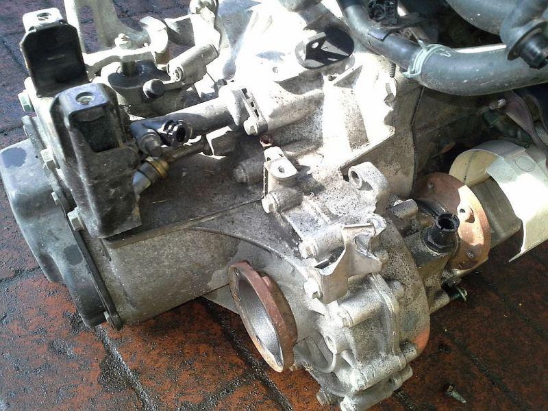 Getriebe 5 Gang Getriebecode EWRSEAT IBIZA IV (6L1) 1.4 TDI FRESH