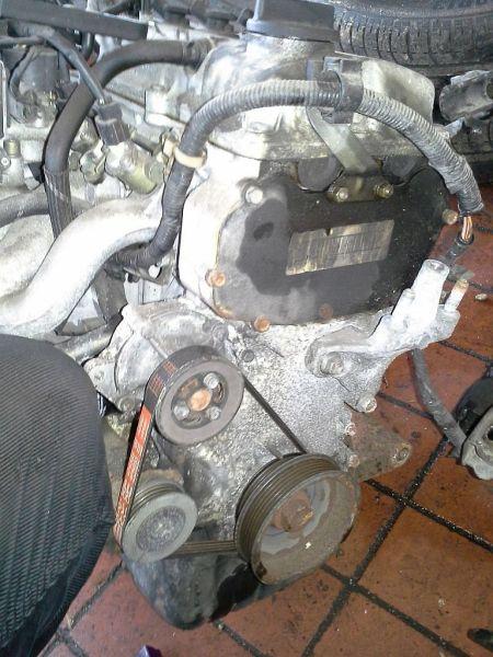Motor ohne Anbauteile NISSAN MICRA II (K11) 1.0I 16V