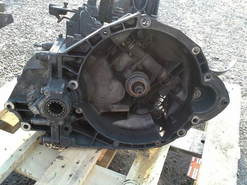 Getriebe 5 Gang FIAT DUCATO KASTEN (230L) 1.9 D