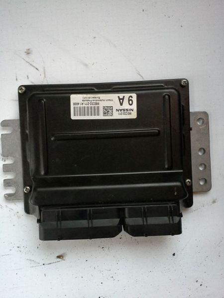Steuergerät Motor NISSAN ALMERA II HATCHBACK (N16) 1.5