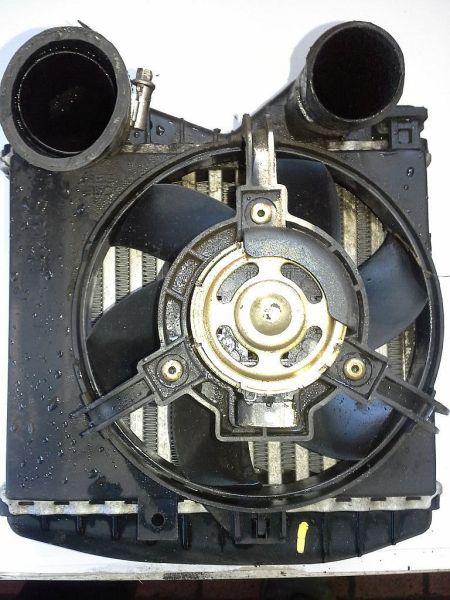 Elektrolüfter Ladelüftkühler Elektromotor für Ladeluftkühler SMART FORTWO COUPE (450) 0.7 45 KW