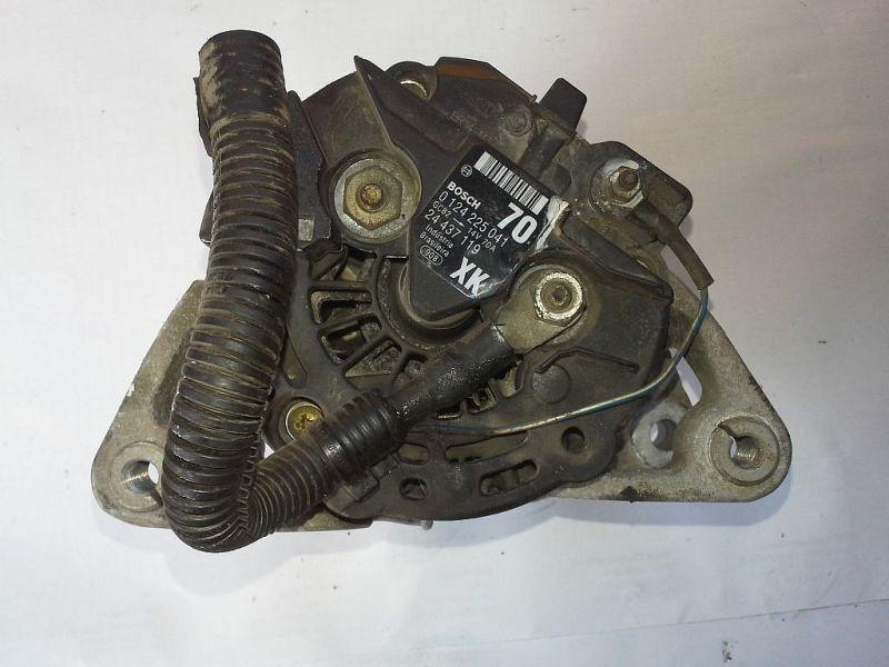 Lichtmaschine 70 AmpereOPEL CORSA C (F08, F68) 1.0