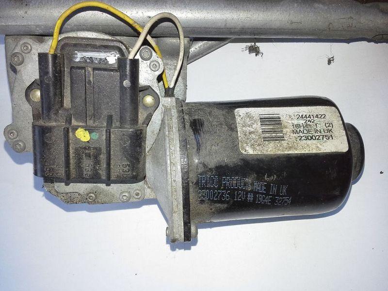Wischermotor vorne OPEL CORSA C (F08, F68) 1.0