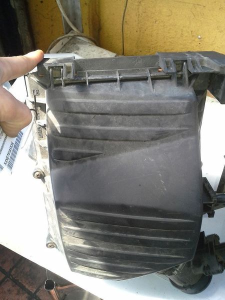 Luftfiltergehäuse OPEL CORSA C (F08, F68) 1.2 TWINSPO