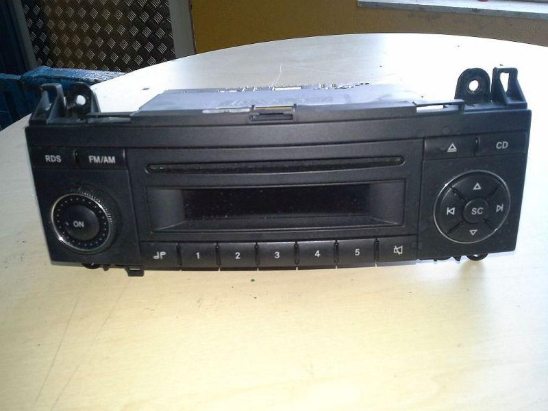 CD-Radio MERCEDES-BENZ B-KLASSE (W245) B 150