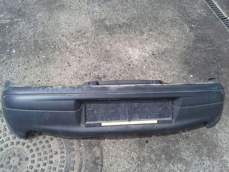 Stoßstange hinten FIAT SEICENTO (187) 1.1