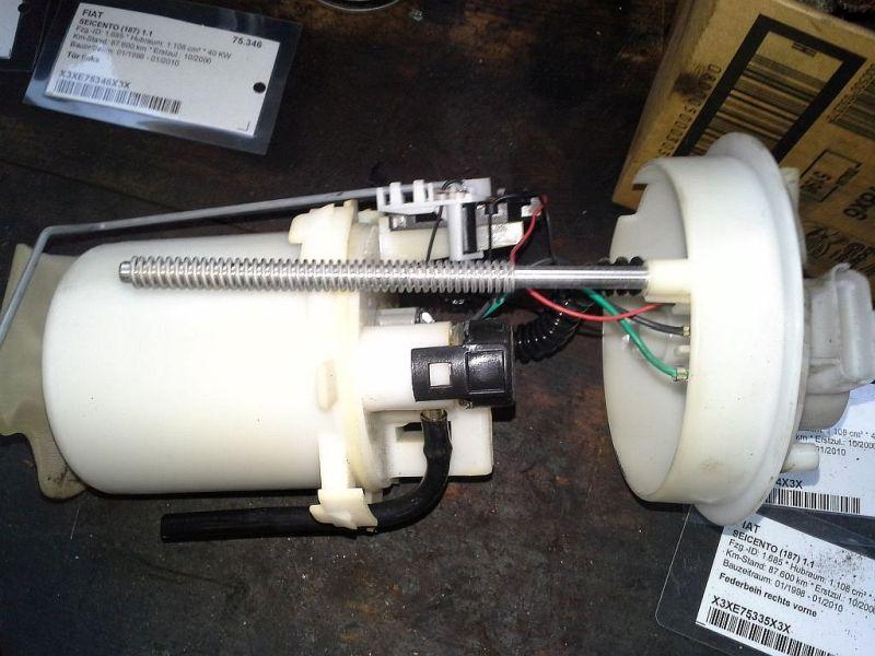 Kraftstoffpumpe BenzinpumpeFIAT SEICENTO (187) 1.1