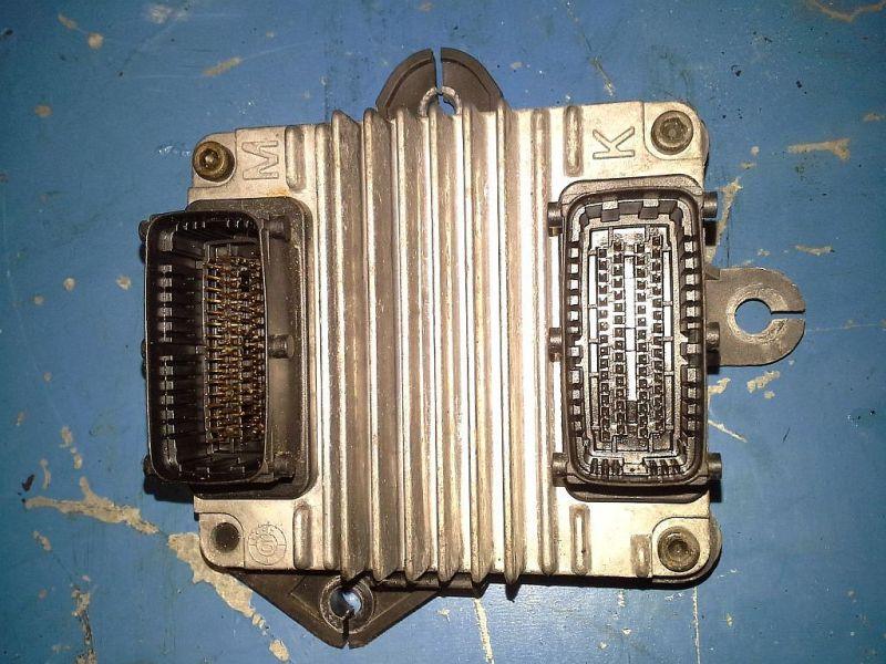 Steuergerät Motor  DAEWOO KALOS (KLAS) 1.4 61 KW