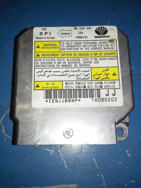 Steuergerät Airbag  DAEWOO KALOS (KLAS) 1.4 61 KW