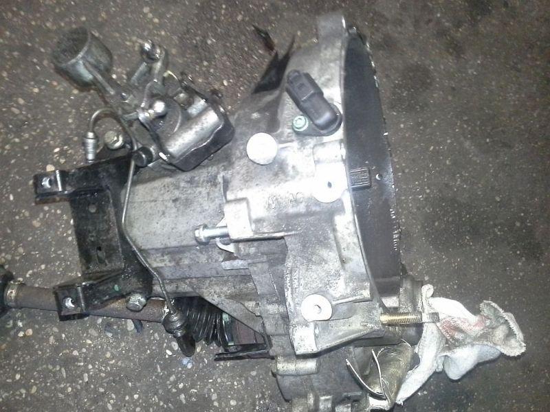 Getriebe (Schaltung) SKODA FABIA (6Y2) 1.4