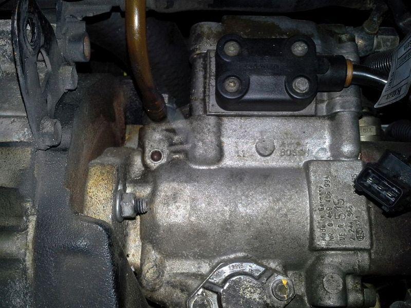 Einspritzpumpe (Diesel) BMW 5 TOURING (E39) 525 TDS